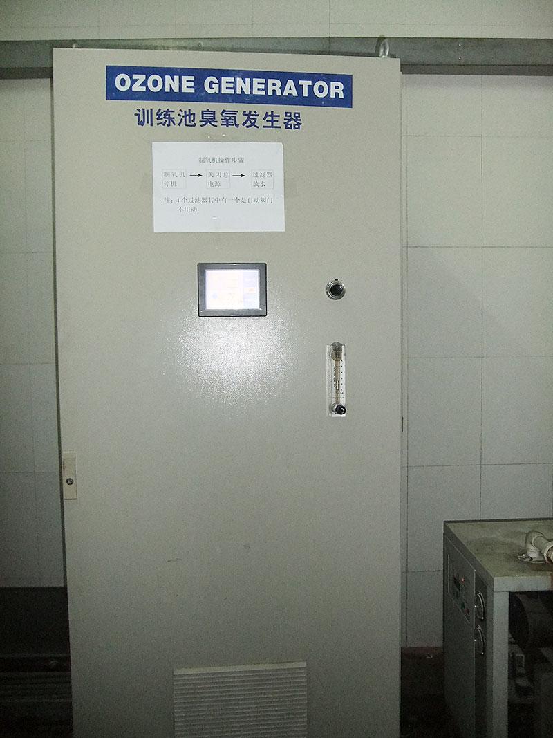 游泳馆臭氧消毒设备