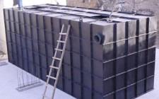 生物氧化法地埋式污水处理设备
